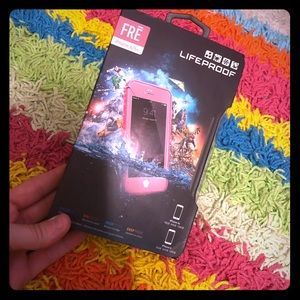 iPhone 6/6s life proof case NEVER USED